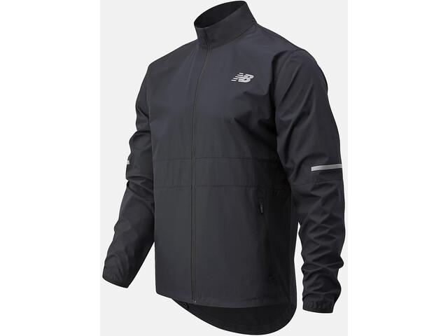 New Balance Accelerate Jacket Men black